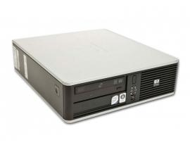 HP DC7900 SFF Intel Core 2 Duo E8400 3 GHz. · 4 Gb. DDR2 RAM · 80 Gb. SATA · DVD · Ubuntu GNU/Linux - Imagen 1