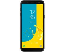 """Telefono movil smartphone samsung galaxy j6 negro / 5.6"""" / 32gb rom / 3gb ram / 13mpx - 8 mpx / octa core / 4g / dual sim / lect"""