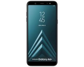 "Telefono movil smartphone samsung galaxy a6+ negro / 6"" / 32gb rom / 3gb ram / 16+5mpx - 24mpx / 4g / dual sim / lector de huell"