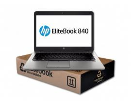 HP EliteBook 840 G2 Intel Core i5 5300U 2.3 GHz. · 8 Gb. SO-DDR3 RAM · 256 Gb. SSD · COA Windows 8.1 Pro actualizado a Windows 1