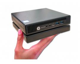 HP EliteDesk 800 G2 USDT Intel Core i5 6500T 2.5 GHz. · 8 Gb. DDR3 RAM · 256 Gb. SSD · COA Windows 8 Pro actualizado a Windows 1