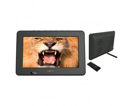 "Tv portatil nevir 7"" led/ nvr-7301-tdt27p/ tdt hd/ usb-r - Imagen 1"