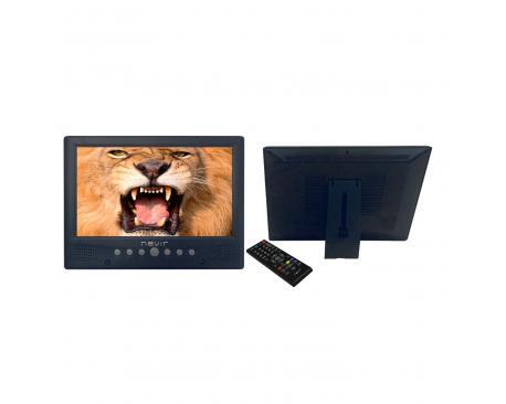 "Tv portatil nevir 9"" led/ nvr-7301-tdt29p/ tdt hd/ usb-r - Imagen 1"