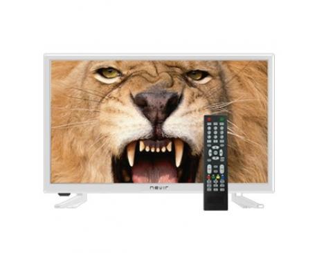"""Tv nevir 20"""" led hd ready/ nvr-7412-20hd-b/ blanco/ tdt hd/ hdmi/ usb - Imagen 1"""