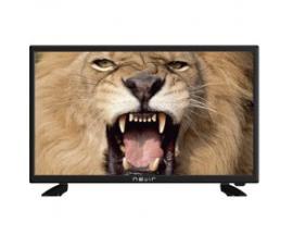 "Tv nevir 24"" led full hd/ nvr-7418-24hd-n/ negro/ incluye adaptador coche - Imagen 1"