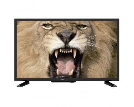 """Tv nevir 28"""" led hd ready/ nvr-7424-28hd-n/ negro/ tdt hd/ hdmi/ usb-r - Imagen 1"""