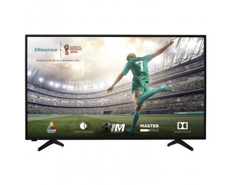 """Tv hisense 32"""" led hd ready/ 32a5600/ smart tv/ wifi/ 2 hdmi/ 2 usb/ dvb-t2/t/c/s2/s/ quad core - Imagen 1"""