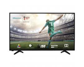 """Tv hisense 39"""" led full hd/ 39a5600/ smart tv/ wifi/ 2 hdmi/ 2 usb/ dvb-t2/t/c/s2/s/ quad core - Imagen 1"""