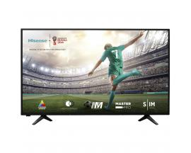 "Tv hisense 43"" led full hd/ 43a5100/ 2 hdmi/ 1 usb/ dvb-t2/t/c/s2/s"