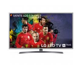 "Tv lg 43"" led full hd/ 43lk6100plb/ hdr/ smart tv/ 20w/ dvb-t2/c/s2/ hdmi/ usb/ wifi"