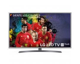 "Tv lg 43"" led full hd/ 43lk6100plb/ hdr/ smart tv/ 20w/ dvb-t2/c/s2/ hdmi/ usb/ wifi - Imagen 1"