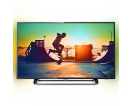 "Tv philips 43"" led 4k uhd/ 43pus6262/ ambilight/ quad core/ ultraplano/ hdr plus/ smart tv/ wifi"