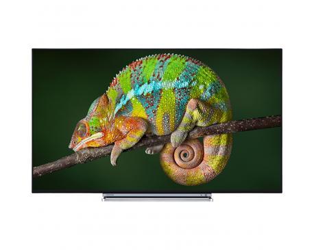 "Tv toshiba 49"" led 4k uhd/ 49u6763dg/ smart tv/ wifi/ bluetooth/ hd dvb-t2/c/s2/ hdmi/ usb/ vga - Imagen 1"