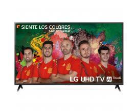 "Tv lg 43"" led 4k uhd/ 43uk6300plb/ hdr10/ smart tv/ 20w/ dvb-t2/c/s2/ hdmi/ usb/ wifi - Imagen 1"
