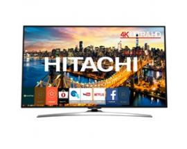 "Tv hitachi 49"" led 4k uhd/ 49hl15w69/ hdr 10/ smart tv/ wifi/ bluetooth/ 3 hdmi/ 2 usb/ modo hotel/ a+/ dvb t2/cable/s2"