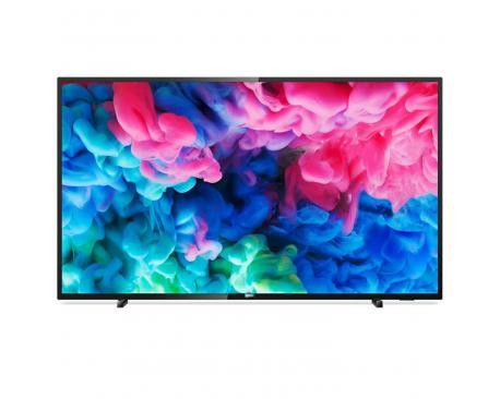 "Tv philips 55"" led 4k uhd/ 55pus6503 (2018)/ quad core/ smart tv/ wifi - Imagen 1"