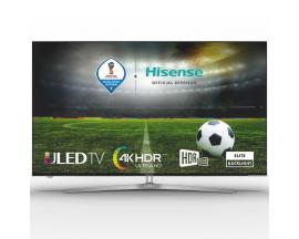 "Tv hisense 50"" uled 4k uhd/ 50u7a/ hdr plus/ smart tv/ 4 hdmi/ 3 usb/ dvb-t2/t/c/s2/s/ quad core"