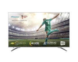 "Tv hisense 55"" led 4k uhd/ 55a6500/ hdr/ smart tv/ 3 hdmi/ 2 usb/ dvb-t2/t/c/s2/s/ quad core"