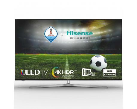 "Tv hisense 55"" uled 4k uhd/ 55u7a/ hdr plus/ smart tv/ 4 hdmi/ 3 usb/ dvb-t2/t/c/s2/s/ quad core - Imagen 1"