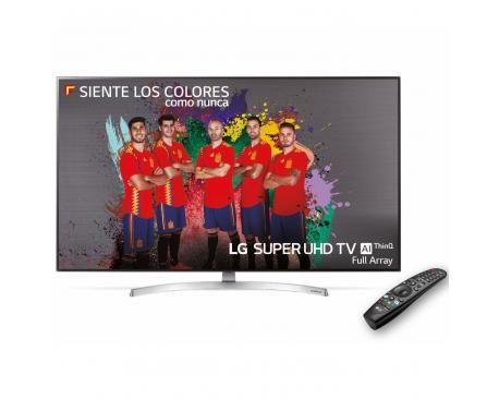 """Tv lg 49"""" led 4k suhd/ 49sk8500pla/ hdr/ 40w/ dvb-t2/c/s2/ smart tv/ hdmi/ usb - Imagen 1"""