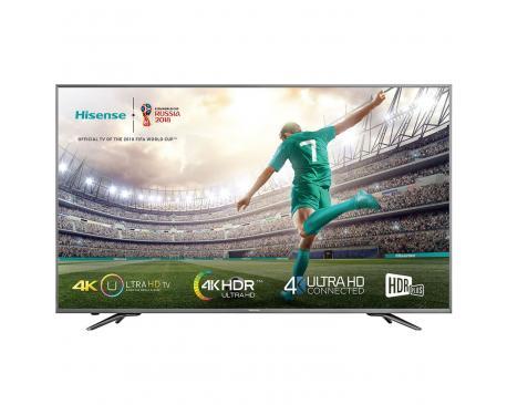 """Tv hisense 75"""" led 4k uhd/ 75n5800/ hdr/ smart tv/ 4 hdmi/ 2 usb/ dvb-t2/t/c/s2/s/ quad core - Imagen 1"""