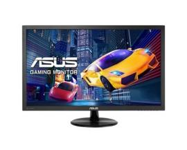 "Monitor led gaming asus 27"" vp278qg 1ms d-sub hdmi displayport 1920x1080 altavoces - Imagen 1"