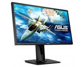 "Monitor led asus mg248qr 24"" fhd 1920 x 1080 1ms hdmi dvi-d display port gaming - Imagen 1"