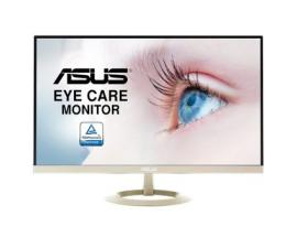 "Monitor led asus 27"" vz27aq 5ms d-sub hdmi displayport 2560x1440 altavoces"