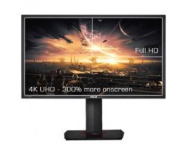 "Monitor gaming asus mg28uq 28"" / 4k / uhd / usb 3.0 / hdmi 2.0 / displayport 1.2"