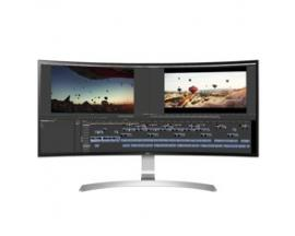"Monitor led lg ips 34"" 34uc99-w 3440 x 1440 / 5ms / hdmi / displayport - Imagen 1"