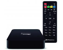Android tv box quad core @ 1.5 ghz phoenix phtvbox4k+ / android 6 / 2gb ddr3 / 8gb / resolucion 4k 2160p / ethernet / wifi / bl