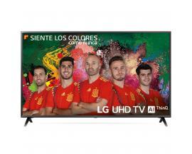 """Tv lg 55"""" led 4k uhd/ 55uk6300plb/ hdr/ 20w/ dvb-t2/c/s2/ smart tv/ hdmi/ usb - Imagen 1"""