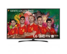 """Tv lg 55"""" led 4k uhd/ 55uk6470plc/ hdr/ 20w/ dvb-t2/c/s2/ smart tv/ hdmi/ usb - Imagen 1"""