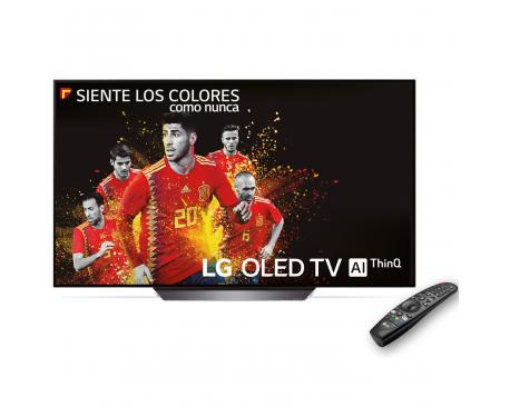"""Tv lg 55"""" oled 4k uhd/ oled55b8pla/ hdr/ 40w/ dvb-t2/c/s2/ smart tv/ hdmi/ usb - Imagen 1"""