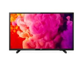 "Tv philips 32"" led hd ready/ 32pht4503/ 2 hdmi/ 1 usb/ dvb-t/t2/c/ a+ - Imagen 1"