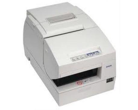 Epson TM-H6000IITecnología: Termica recibo y hojas sueltas impacto - Velocidad: 170mm/seg - Columnas: 56/42 (rollo) y 45/60