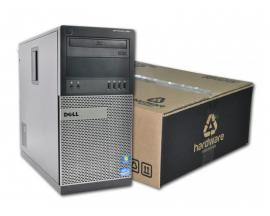 Dell Optiplex 990 MT Intel Core i5 2500 3.3 GHz. · 8 Gb. DDR3 RAM · 320 Gb. SATA · DVD-RW · COA Windows 7 Professional - Imagen