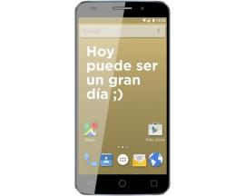 "SMARTPHONE PRIMUX EVO 5"" FHD OCTA QUALCOMM 2GB 16GB BL + FUNDA"