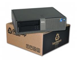 Dell Optiplex GX960 SD Intel Core 2 Duo E8500 3.16 GHz. · 4 Gb. DDR2 RAM · 80 Gb. SATA · DVD-RW · Ubuntu GNU/Linux - Imagen 1