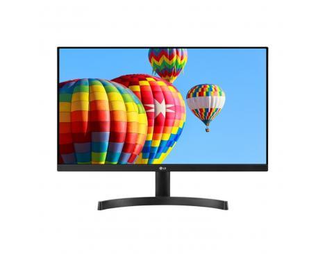"Monitor led ips lg 24mk600m 23.8"" fhd 5ms vga hdmi - Imagen 1"