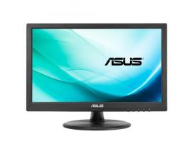 """ASUS VT168N point touch monitor 15.6"""" 1366 x 768Pixeles Multi-touch Negro monitor pantalla táctil - Imagen 1"""