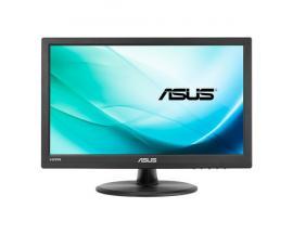 "ASUS VT168H 15.6"" 1366 x 768Pixeles Multi-touch Mesa Negro monitor pantalla táctil - Imagen 1"