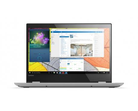 "Lenovo Yoga 520 1.8GHz i7-8550U 14"" 1366 x 768Pixeles Pantalla táctil Gris Híbrido (2-en-1) - Imagen 1"