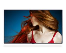 "NEC C series C861Q Digital signage flat panel 86"" LED 4K Ultra HD Negro - Imagen 1"