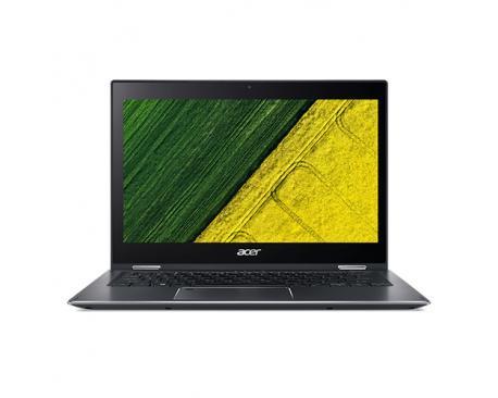 "Acer Spin SP513-52NP-521C 1.6GHz i5-8250U 13.3"" 1920 x 1080Pixeles Pantalla táctil Plata Híbrido (2-en-1) - Imagen 1"