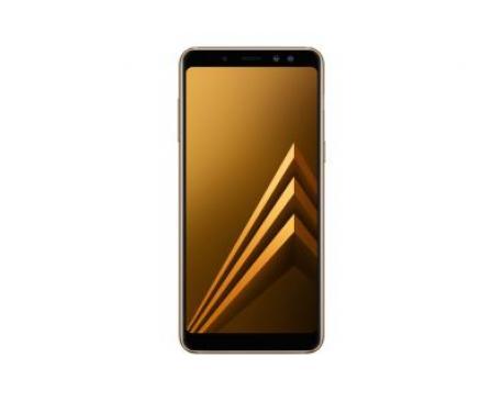 """Samsung Galaxy A8 (2018) SM-A530F 5.6"""" SIM doble 4G 4GB 32GB 3000mAh Oro - Imagen 1"""