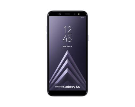"Samsung Galaxy A6 SM-A600F 5.6"" Ranura híbrida Dual SIM 4G 3GB 32GB 3000mAh Púrpura - Imagen 1"