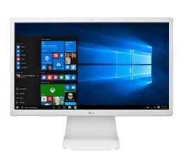 """LG V series 24V360 1.6GHz N3710 23.8"""" 1920 x 1080Pixeles Blanco PC todo en uno"""