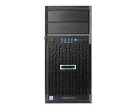Servidor hpe proliant ml30 gen9 xeon e3-1220v6 / 4 core 3.0ghz / 8gb ddr4 / array b140i / lff - Imagen 1