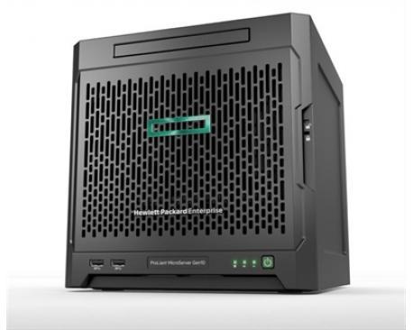 SERVIDOR HP PROLIANT MICROSERVER GEN10 AMD OPTERON X3216 1.6 GHz 8GB DDR4 sin HDD - Imagen 1